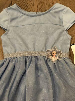 Disney Elsa Dress- 2T for Sale in Los Angeles, CA