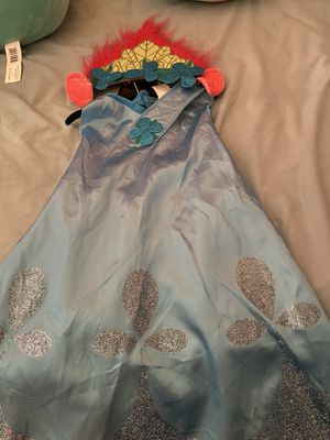 Trolls poppy costume for Sale in Anaheim, CA