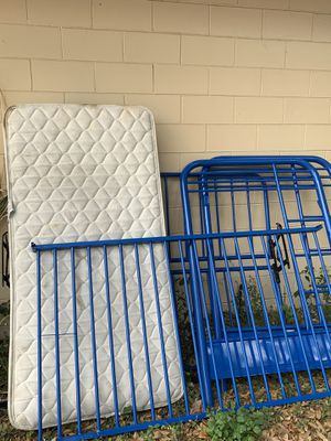 Futon bunk bed set for Sale in Tampa, FL