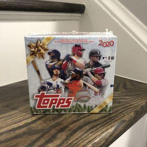 2020 Topps Baseball Mega Box for Sale in Herndon, VA