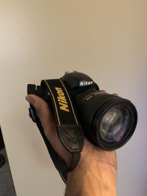 Nikon D3200 (Body+2 Lenses) for Sale in College Park, GA