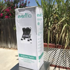 Evenflo Minno Twin Stroller for Sale in South Gate, CA
