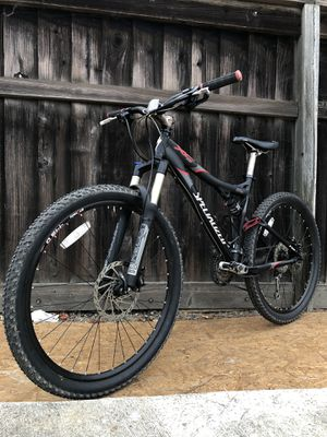 Specialized FSR XC Expert Full Suspension Mountain Bike MTB Santa Cruz. Giant. Cannondale. Trek. for Sale in Fremont, CA