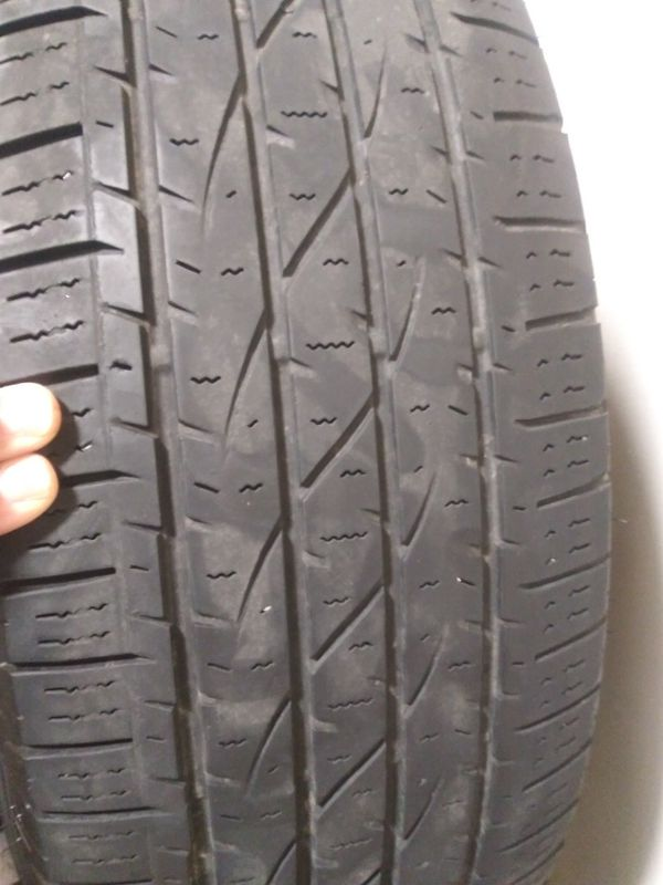 FACTORY RIMS AND TIRES