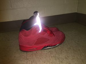 Red Jordan 5's for Sale in Williamsport, PA