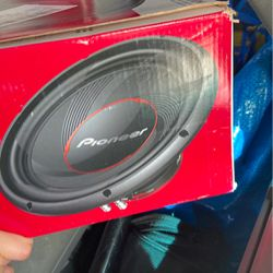 """Pioneer TS-1200M 12"""" 1400 Max Sub for Sale in Vancouver,  WA"""
