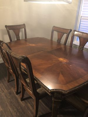 Formal dining room set for Sale in Dallas, TX