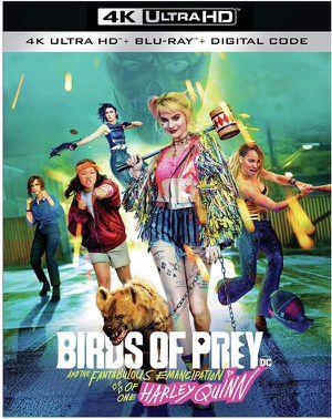 Birds of Prey Digital Movie for Sale in Los Angeles, CA