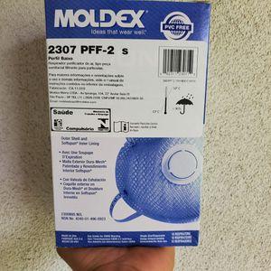 N95 face mask Moldex 2300n95 10 pack. for Sale in Ontario, CA