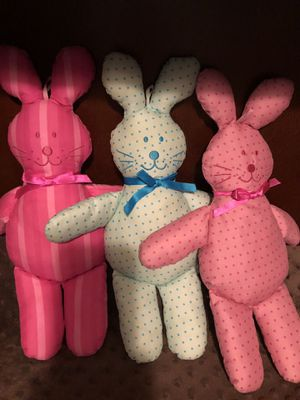 BRAND NEW!! EASTER BUNNY RABBITS for Sale in Indio, CA