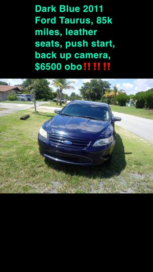 2011 Ford Taurus for Sale in North Miami Beach, FL