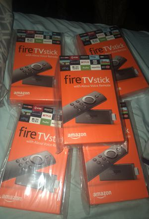 Amazon Fire TV Stick Jail Broken Fully Loaded FREE Newest In Theatre Movies,FREE Live TV, FREE Sports & Replays & FREE X. X. X No Monthly Fee Just Bu for Sale in Seattle, WA