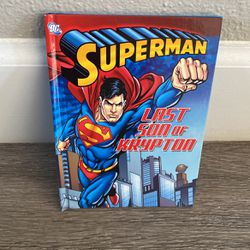 Superman Hardcover Book for Sale in Tampa,  FL