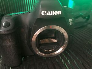 Canon 6D Camera **Body Only for Sale in Long Beach, CA