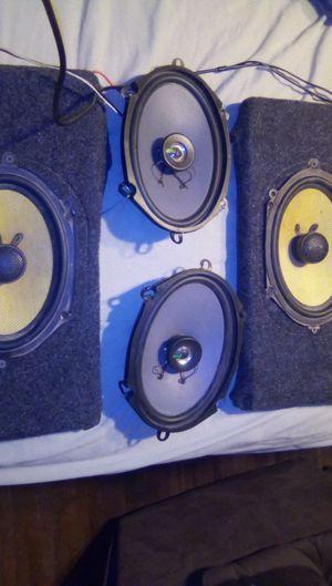 Car Audio speakers for Sale in Fresno, CA