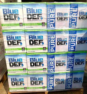 Blue DEF 2.5 galones for Sale in Montclair, CA