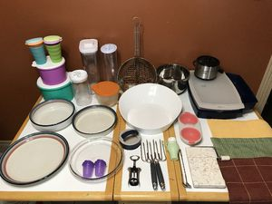 Kitchen Items- Everything for $60 **OBO** for Sale in Houston, TX