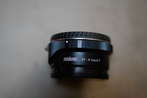 Metabones Canon EF/EF-S lens to Sony E mount T Smart Adapter (5th gen) for Sale in Loma Linda, CA
