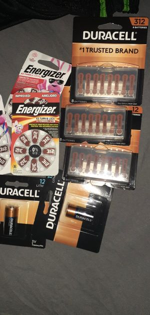 Hearing Aid Batteries for Sale in Los Angeles, CA