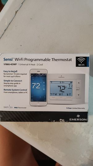 Sensi Wi Fi programmable thermostat for Sale in Ceres, CA