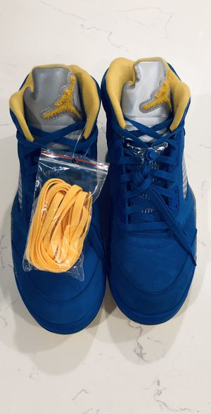 Jordan 5 Retro Laney JSP Mens Size 12 for Sale in Riverside, CA
