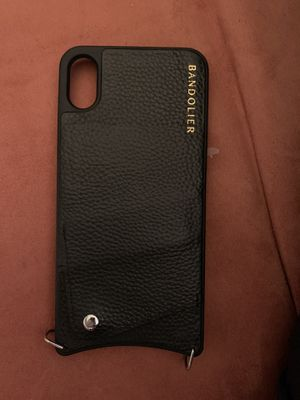 Bandolier for iPhone Xmax for Sale in Herndon, VA