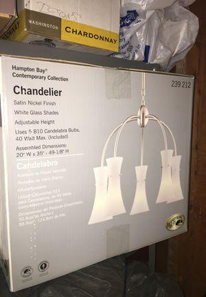 Chandelier New in Box for Sale in Seattle, WA