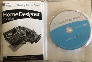 Home designer software new for Sale in Coraopolis, PA