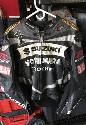 Suzuki rocket Motorcycle jacket for Sale in Santa Fe Springs, CA