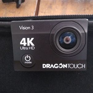 Dragon touch 4K Action Camera for Sale in National City, CA