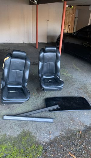Infinity G35 coupe parts for Sale in Edmonds, WA