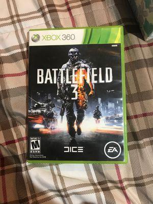 Battlefield 3 for Xbox 360 for Sale in Glen Morgan, WV