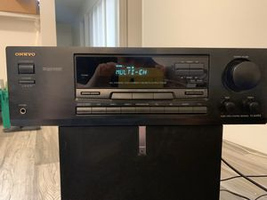 Onkyo A/V Receiver TX-SV373 for Sale in Winter Haven, FL
