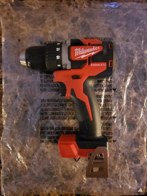 Milwaukee M18 Brushless Drill Driver for Sale in Downey, CA