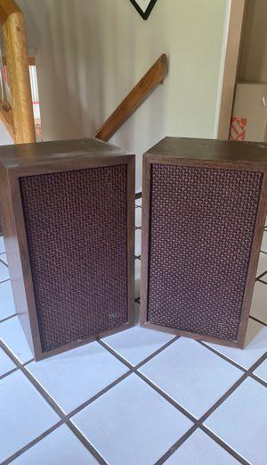 Bozak Vintage speakers model - B-201 Sonora great condition for Sale in Farmington Hills, MI