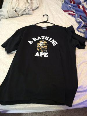 Bape shirt for Sale in Zephyrhills, FL
