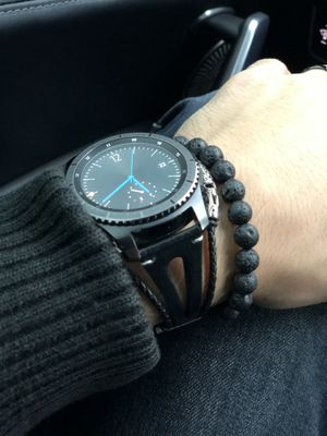 Samsung Galaxy Gear 3 Frontier Watch for Sale in Kent, WA