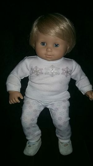 American Girl Bitty Twin Boy Doll In Outfit for Sale in Costa Mesa, CA