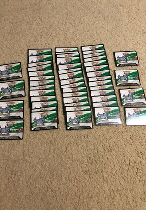Champions path code cards 50 lot for Sale in San Diego, CA