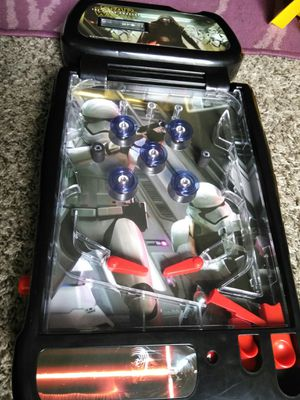 Star wars pinball game for Sale in Charlotte, NC
