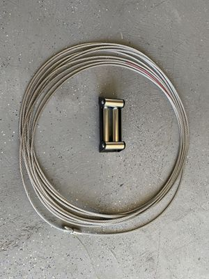 Warn 10000lb. wire rope and fair lead. Brand New! for Sale in Poway, CA