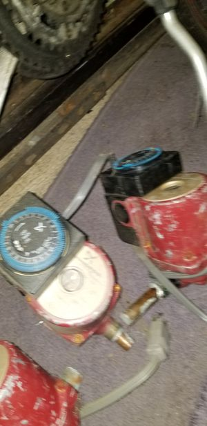Water heater circulation pump for Sale in Sacramento, CA