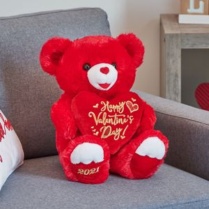 Valentine's Day Sweetheart Teddy, Red for Sale in Arlington, VA