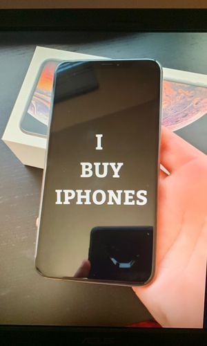 iPhone XS for Sale in Bangor, ME