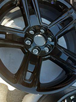 Rim's R22 Gloss black Para Trocas Chevy Nuevos for Sale in Costa Mesa,  CA