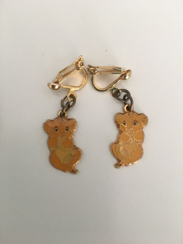 Vintage Disney Lion King - Simba children's jewelry