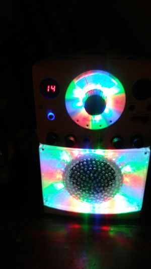 Keroke cd player for Sale in Columbus, OH