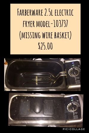 Fryer for Sale in Abilene, TX