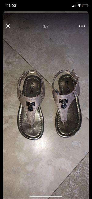 Size 9 girls kids shoes for Sale in Dearborn, MI