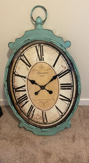 Large Wall Clock for Sale in Graham, WA